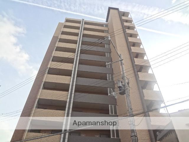 大阪府大阪市福島区、野田駅徒歩4分の築4年 12階建の賃貸マンション