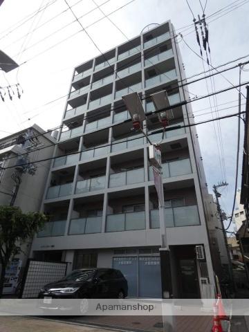 大阪府大阪市福島区、福島駅徒歩8分の築15年 9階建の賃貸マンション