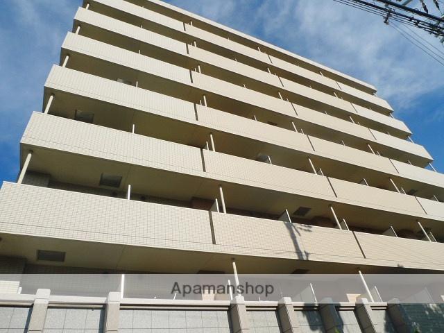 大阪府大阪市福島区、海老江駅徒歩5分の築9年 8階建の賃貸マンション