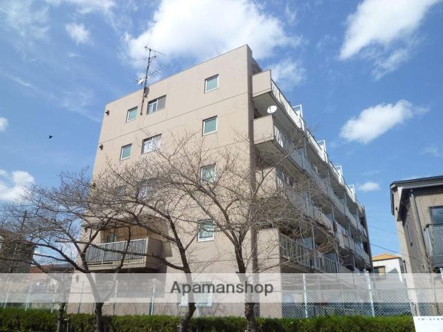 大阪府守口市、古川橋駅徒歩25分の築34年 5階建の賃貸マンション