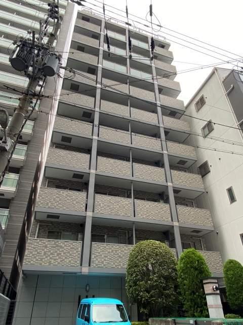大阪府大阪市福島区、福島駅徒歩5分の築13年 11階建の賃貸マンション