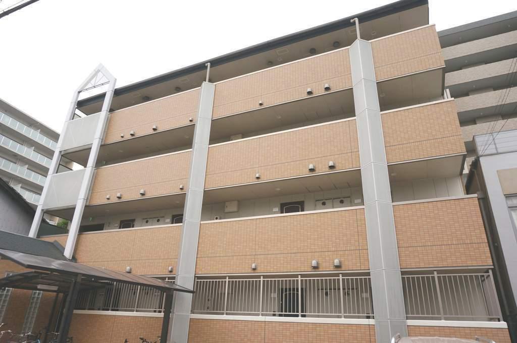 大阪府大阪市城東区、野江駅徒歩5分の築12年 4階建の賃貸マンション