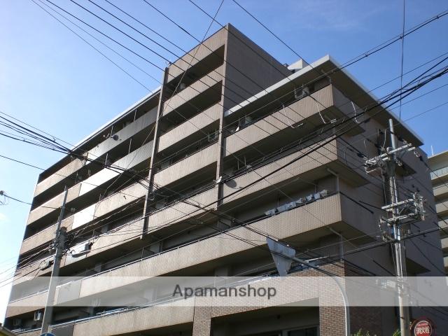 大阪府大阪市城東区、関目駅徒歩2分の築17年 9階建の賃貸マンション