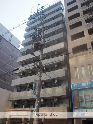 大阪府大阪市福島区、海老江駅徒歩4分の築15年 11階建の賃貸マンション