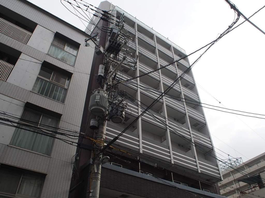 大阪府大阪市福島区、福島駅徒歩8分の築8年 11階建の賃貸マンション