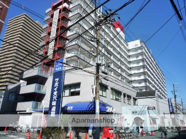 大阪府大阪市北区、天満駅徒歩12分の築32年 11階建の賃貸マンション