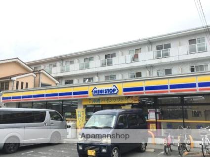 大阪府高槻市川西町1丁目[1DK/26m2]の周辺4
