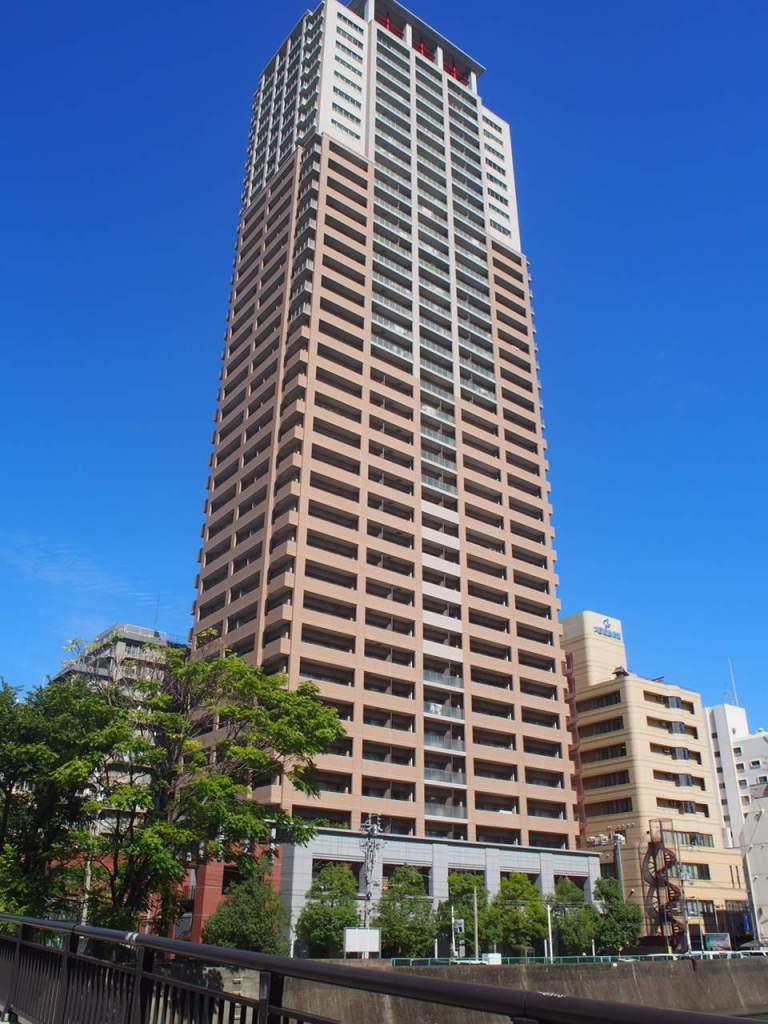 大阪府大阪市西区、大阪難波駅徒歩9分の築9年 38階建の賃貸マンション