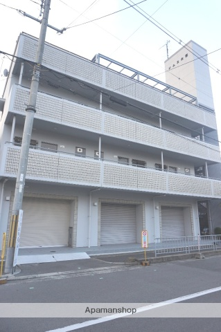 大阪府門真市、四条畷駅徒歩29分の築32年 3階建の賃貸マンション