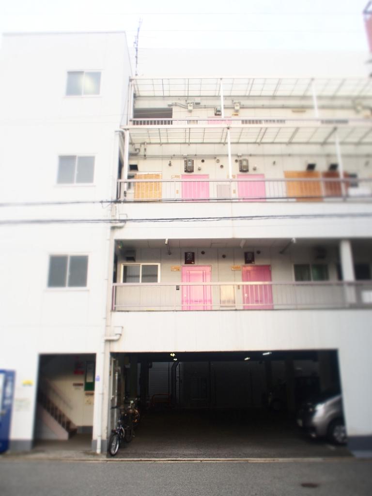 大阪府大阪市福島区、新福島駅徒歩3分の築34年 4階建の賃貸マンション