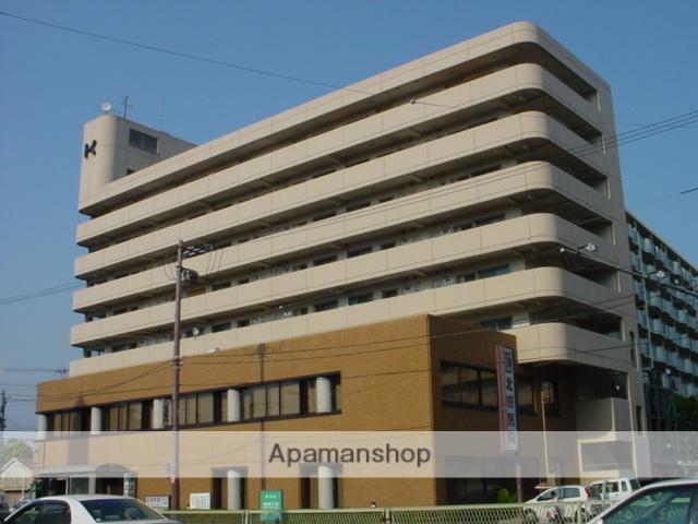 大阪府大阪市鶴見区、放出駅徒歩8分の築37年 8階建の賃貸マンション