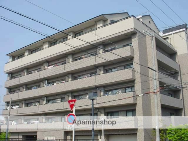 大阪府大阪市城東区、鴫野駅徒歩13分の築14年 6階建の賃貸マンション