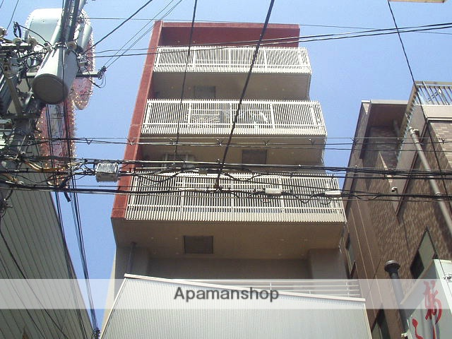 大阪府大阪市福島区、海老江駅徒歩4分の築16年 6階建の賃貸マンション