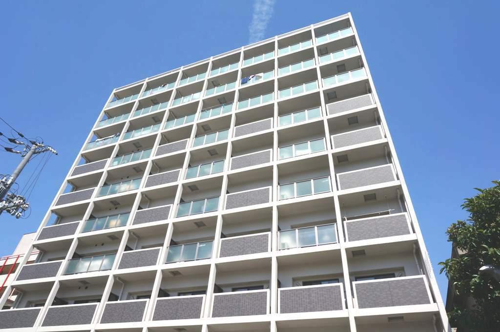 大阪府大阪市都島区、京橋駅徒歩7分の築7年 10階建の賃貸マンション