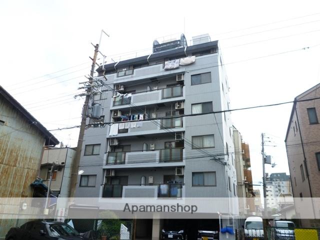 大阪府大阪市旭区、千林駅徒歩8分の築28年 6階建の賃貸マンション