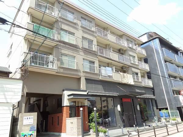 大阪府大阪市城東区、関目駅徒歩7分の築33年 4階建の賃貸マンション