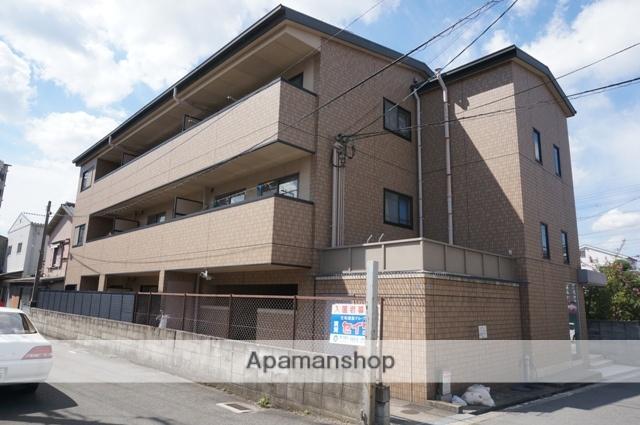 大阪府東大阪市、東花園駅徒歩36分の築18年 3階建の賃貸マンション