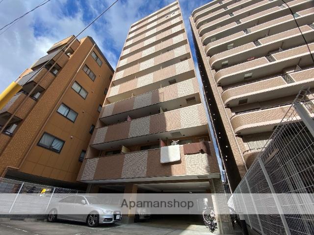 大阪府東大阪市、布施駅徒歩7分の築4年 11階建の賃貸マンション
