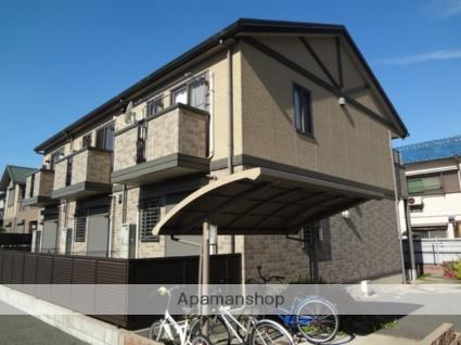 大阪府東大阪市、若江岩田駅徒歩23分の築9年 2階建の賃貸アパート