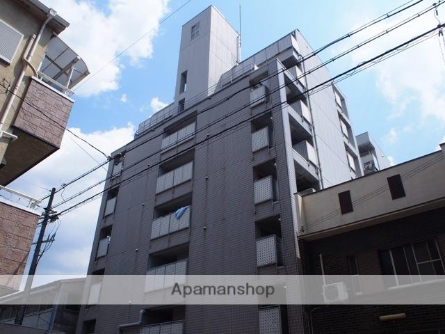 大阪府東大阪市、河内永和駅徒歩16分の築26年 8階建の賃貸マンション