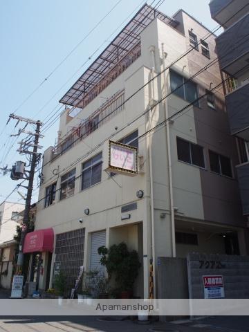 大阪府東大阪市、河内永和駅徒歩19分の築45年 4階建の賃貸マンション