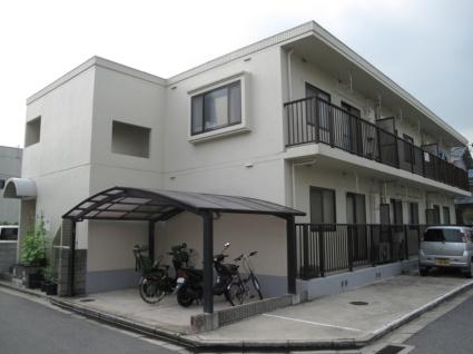 大阪府東大阪市、長瀬駅徒歩18分の築21年 2階建の賃貸マンション