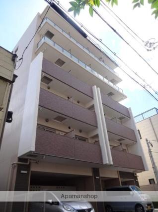 大阪府東大阪市、JR河内永和駅徒歩12分の築1年 6階建の賃貸マンション