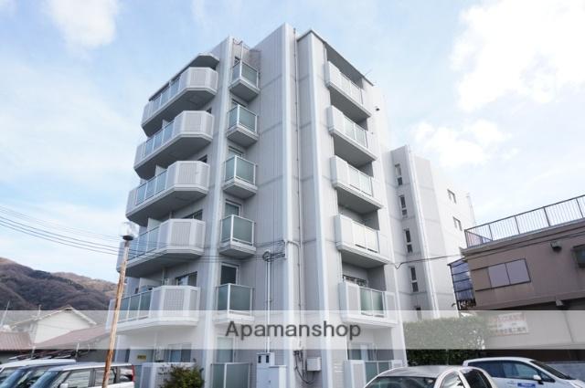 大阪府東大阪市、瓢箪山駅徒歩9分の築26年 6階建の賃貸マンション