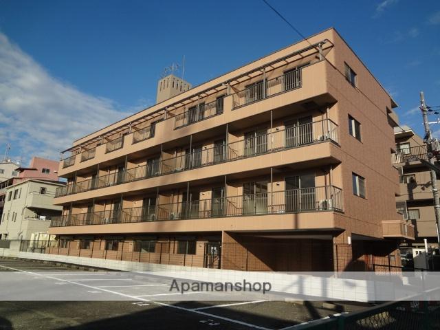 大阪府東大阪市、河内小阪駅徒歩14分の築2年 4階建の賃貸マンション
