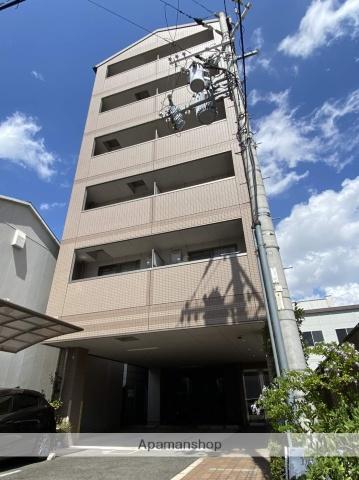 大阪府東大阪市、JR河内永和駅徒歩15分の築13年 6階建の賃貸マンション