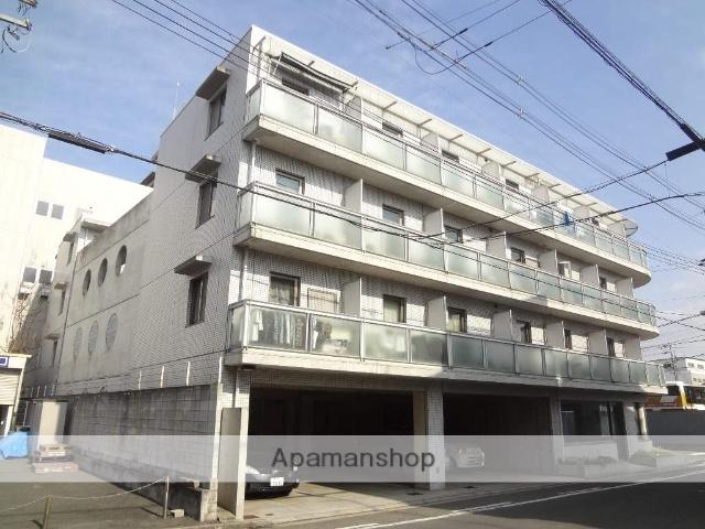 大阪府東大阪市、JR河内永和駅徒歩9分の築17年 4階建の賃貸マンション