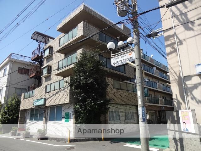 大阪府東大阪市、JR長瀬駅徒歩20分の築29年 5階建の賃貸マンション
