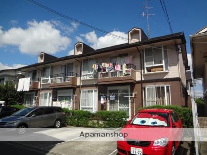 大阪府東大阪市、若江岩田駅徒歩27分の築28年 2階建の賃貸アパート