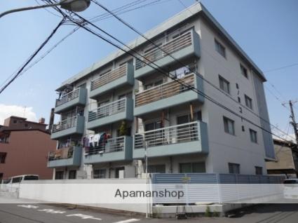 大阪府東大阪市、河内小阪駅徒歩16分の築45年 4階建の賃貸マンション