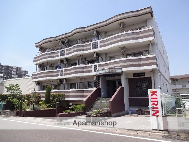 大阪府堺市中区、深井駅徒歩12分の築22年 3階建の賃貸マンション