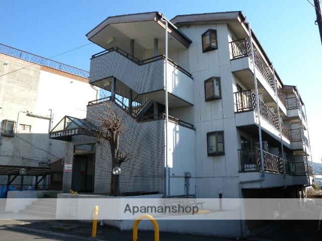 大阪府八尾市、瓢箪山駅徒歩28分の築27年 3階建の賃貸マンション