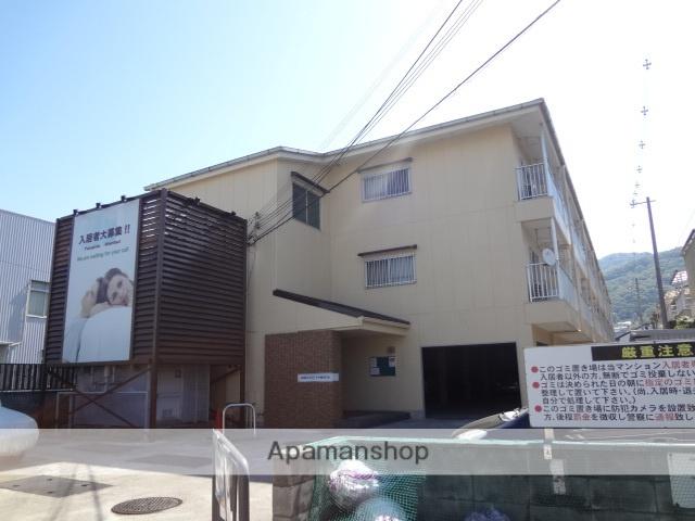 大阪府八尾市、高安駅徒歩11分の築30年 3階建の賃貸マンション