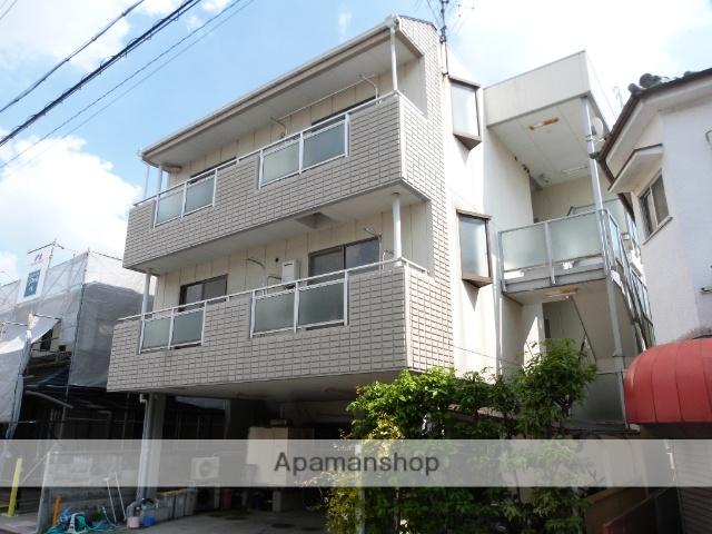 大阪府八尾市、河内山本駅徒歩6分の築29年 3階建の賃貸マンション
