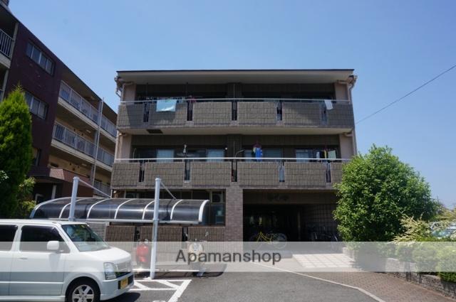 大阪府東大阪市、河内花園駅徒歩15分の築22年 3階建の賃貸マンション