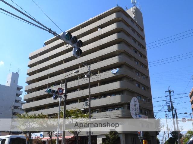 大阪府東大阪市、東花園駅徒歩25分の築28年 11階建の賃貸マンション