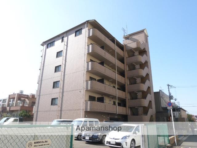 大阪府東大阪市、長田駅徒歩19分の築17年 6階建の賃貸マンション