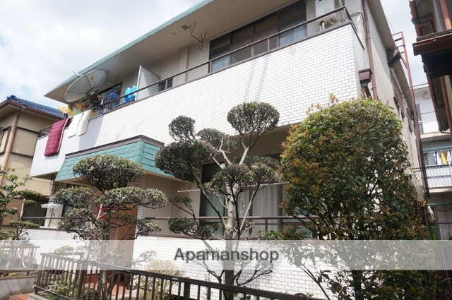 大阪府東大阪市、東花園駅徒歩21分の築34年 2階建の賃貸マンション