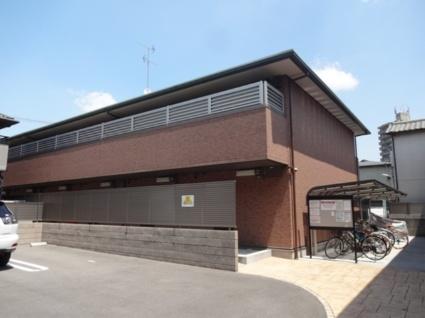 大阪府東大阪市、河内小阪駅徒歩16分の築4年 2階建の賃貸アパート
