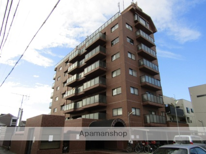 大阪府東大阪市、八戸ノ里駅徒歩19分の築30年 8階建の賃貸マンション