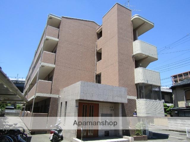 大阪府東大阪市、弥刀駅徒歩14分の築8年 4階建の賃貸マンション