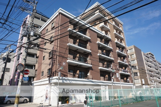 大阪府東大阪市、JR河内永和駅徒歩12分の築9年 8階建の賃貸マンション