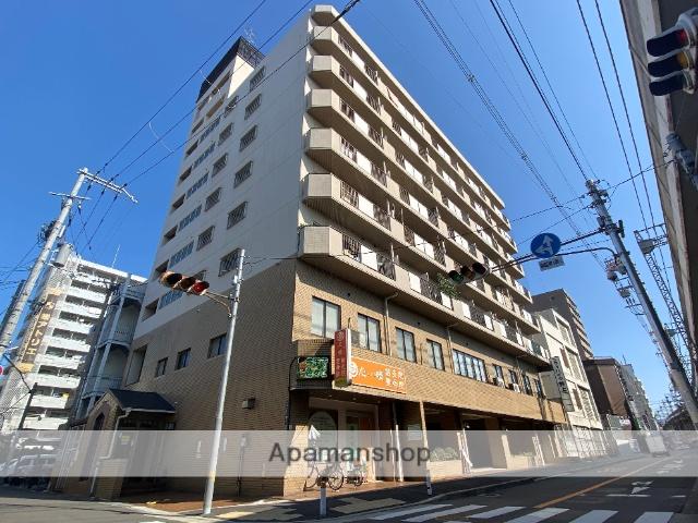 大阪府東大阪市、布施駅徒歩8分の築30年 8階建の賃貸マンション