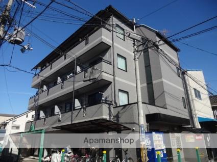 大阪府東大阪市、久宝寺駅徒歩23分の築19年 4階建の賃貸マンション