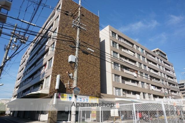 大阪府東大阪市、JR河内永和駅徒歩12分の築47年 7階建の賃貸マンション