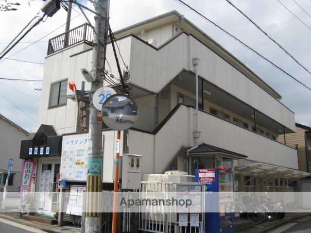大阪府八尾市、志紀駅徒歩20分の築29年 3階建の賃貸マンション